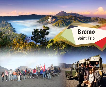 Melihat sunrise Bromo dan 4 lokasi populer di Gunung Bromo