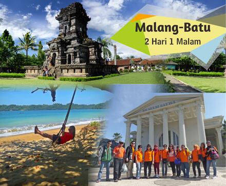 Wisata Malang 2 hari 1 malam
