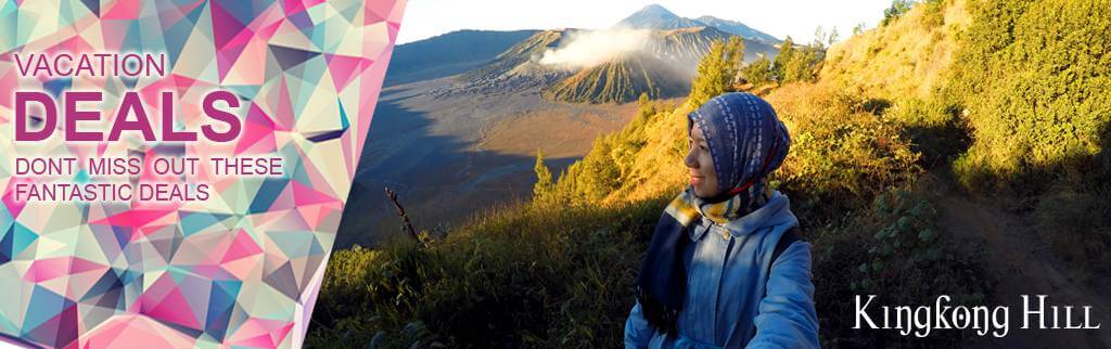 Kingkong Hill Sunrise Bromo