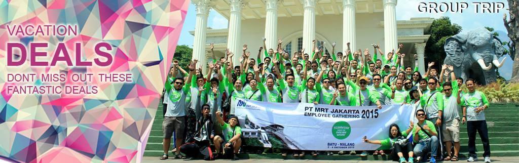 Gathering Perusahaan & Corporate di Malang