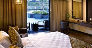 Deluxe Pool Singhasari Resort Batu