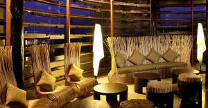 Hayam Wuruk Lounge Singhasari Resort Batu