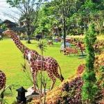 Jambuluwuk Resort Batu, Kawasan Vila Mewah dengan Cita Rasa Indonesia