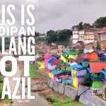 Warna Warni Kampung Jodipan. This is Jodipan not Brasil!