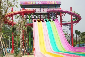 rainbow hawai waterpark