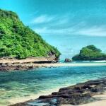 Wisata Alam Pantai Goa Cina Malang