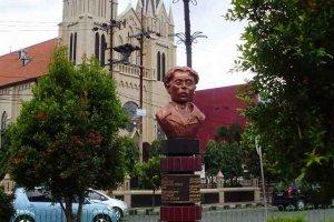 monumen Chairil Anwar (Kayoetangan)