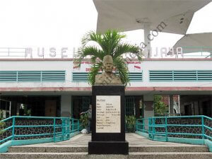 monumen jendral sudirman (museum brawijaya)