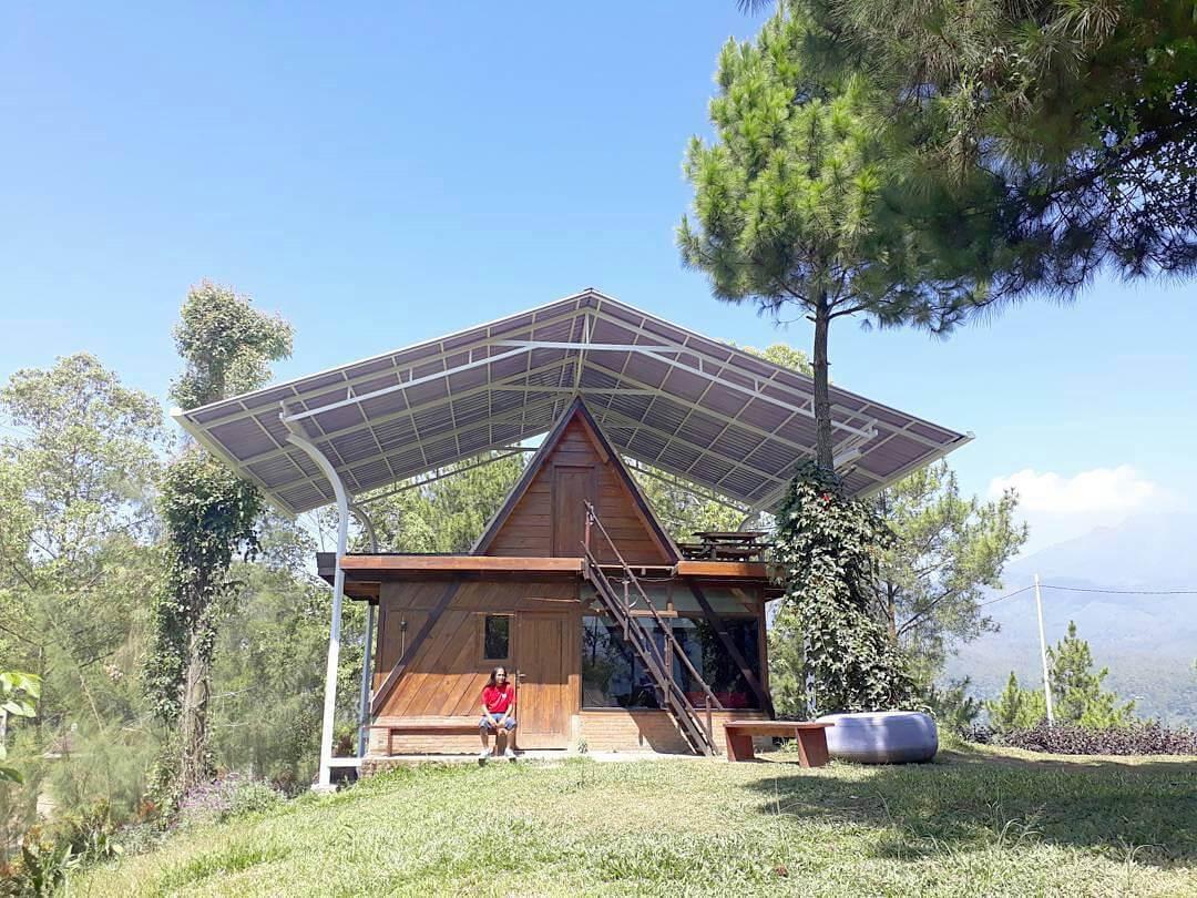 Romantic Camp di Gunung Banyak, Batu