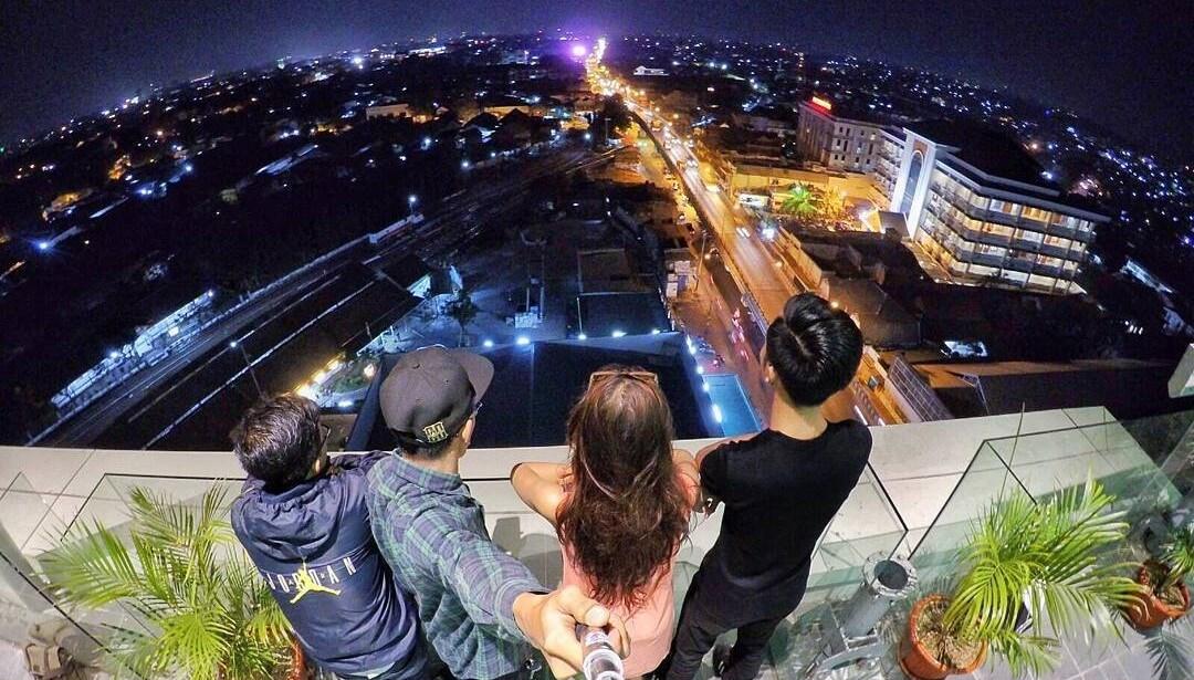 View dari D'Toengkoe