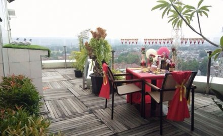 Hotel Malang untuk dinner romantis