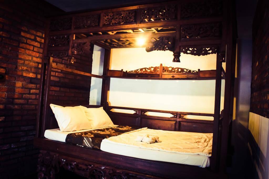 Kamar di Griya Gribig