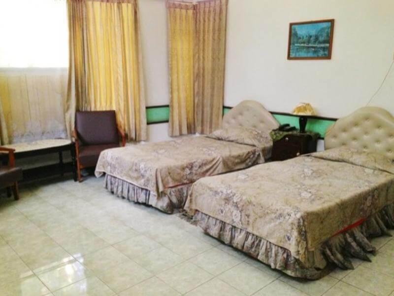 Kamar di Splendid Inn