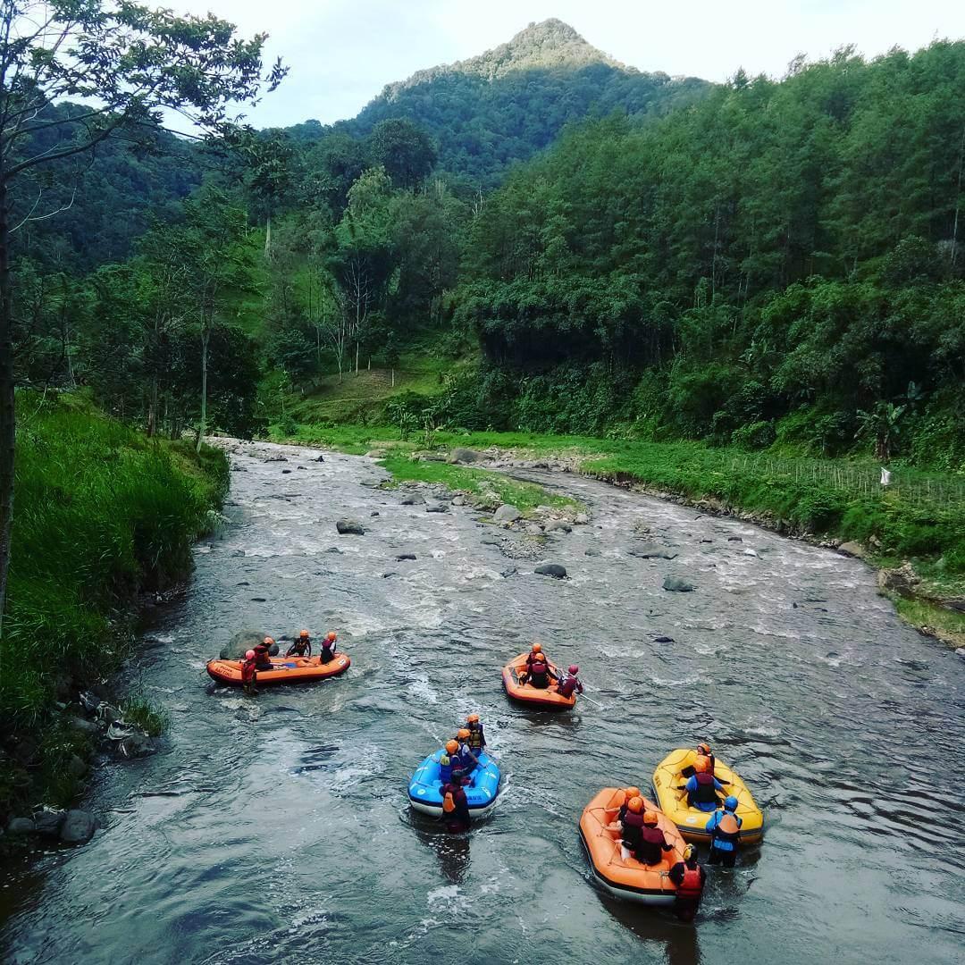 Pujon Rafting Batu Malang