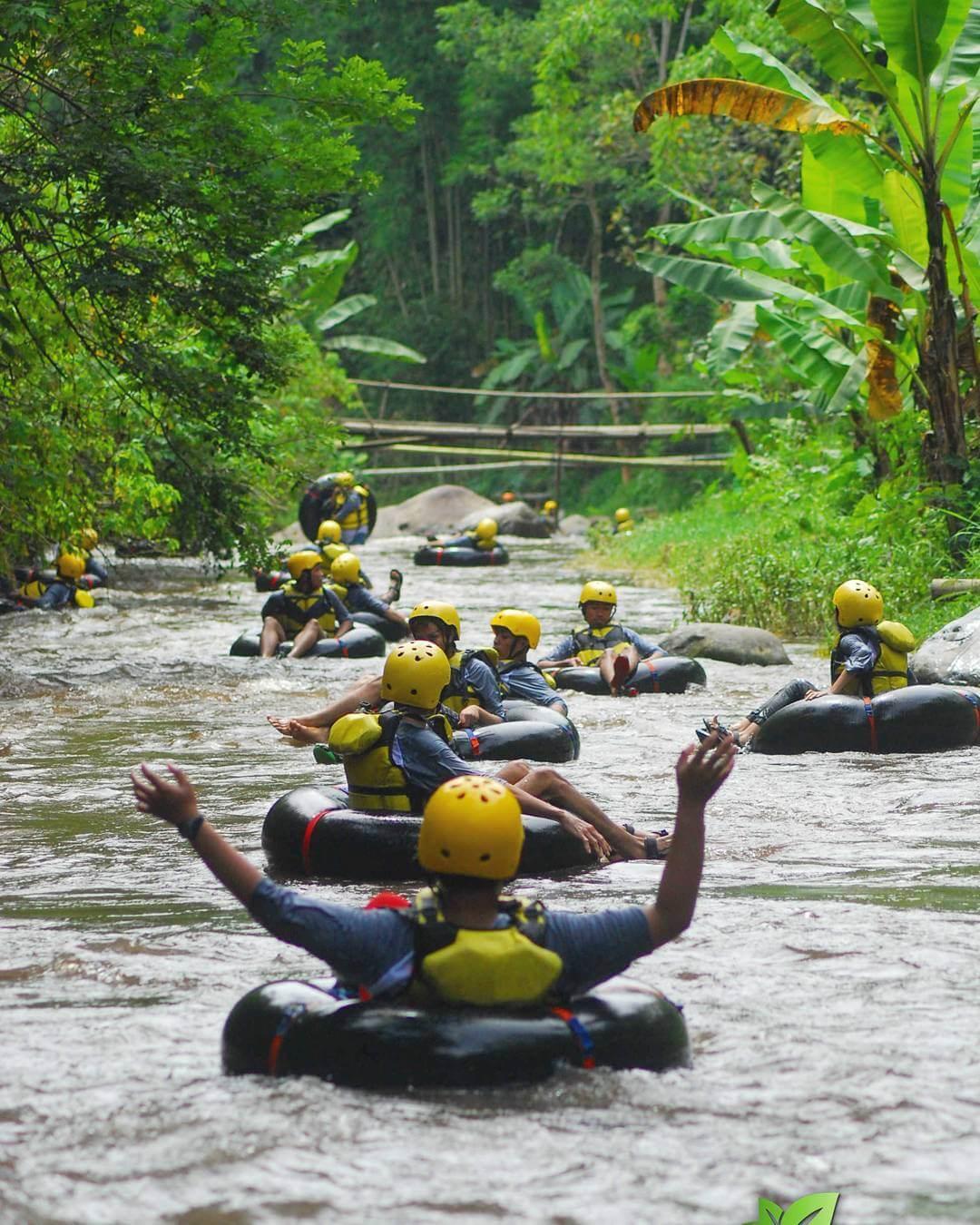 Sedaer River Tubir Malang