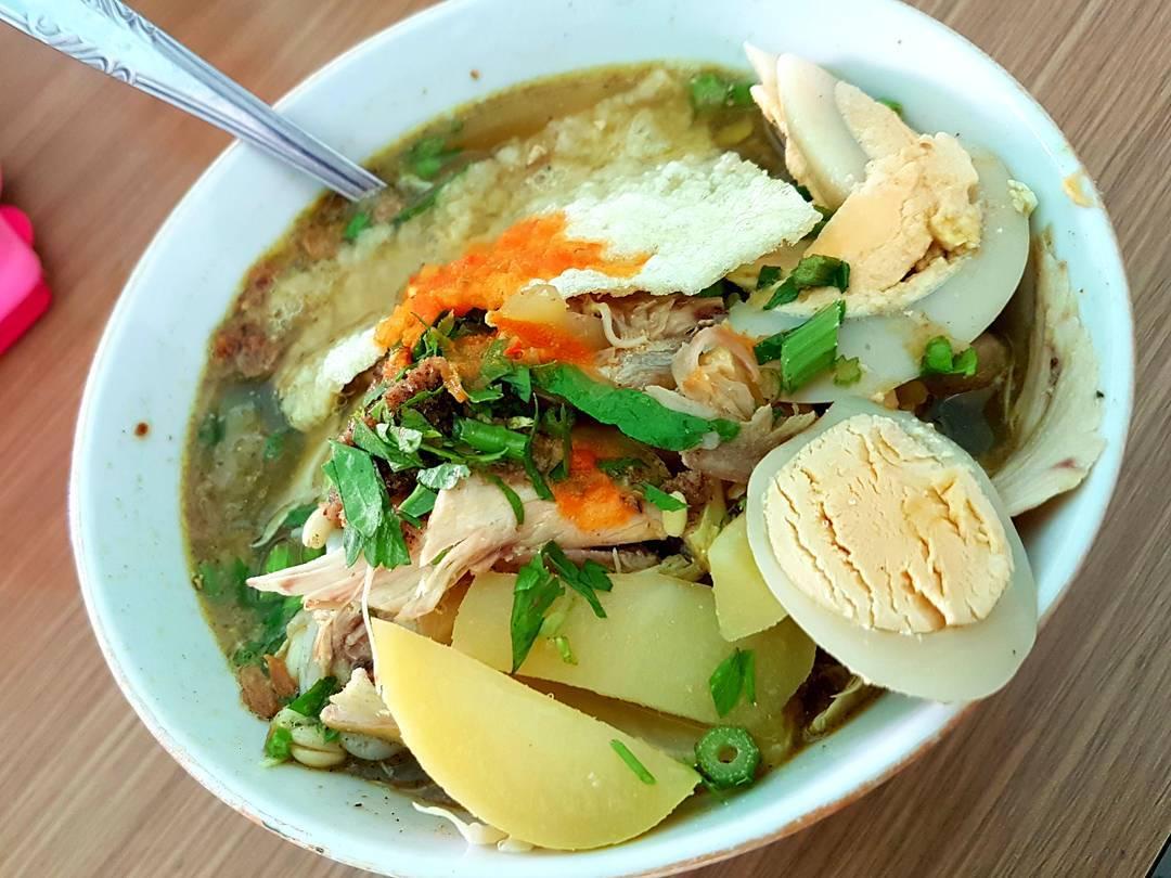 Soto Ayam Lombok Malang