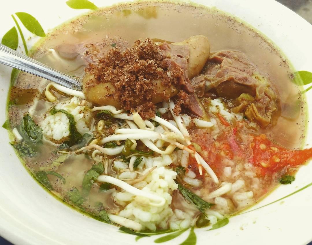 Soto Daging Pak Markeso, Malang