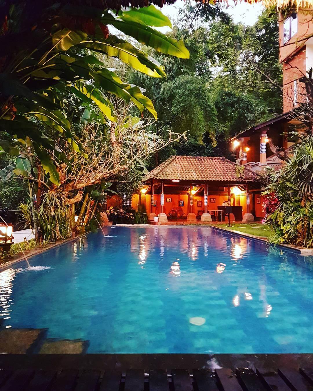 Ubud Hotel dan Villas Malang