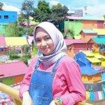 Update Foto Sosial Mediamu dengan Berpose di Wisata Warna-warni Malang Raya