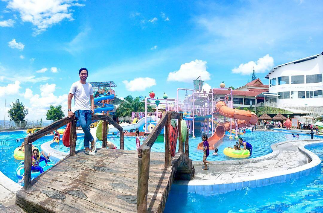 Kusuma Waterpark Batu