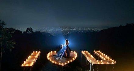 Spot Foto Cinta di Malang