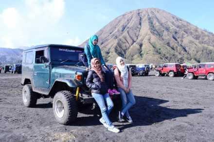 Wisata Murah Bromo