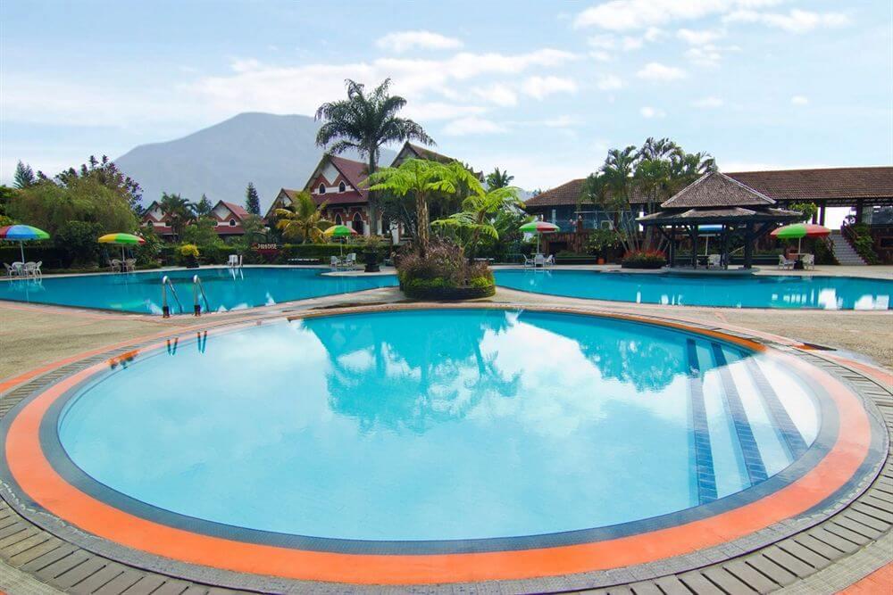 Menikmati Layanan Mewah Nan Elegan Di The Singhasari Resort Batu