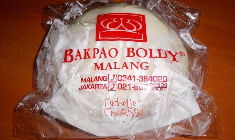 Bakpao Boldy Malang