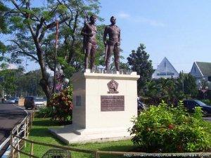 monumen Pahlawan Trip (Jl Palawan Trip)