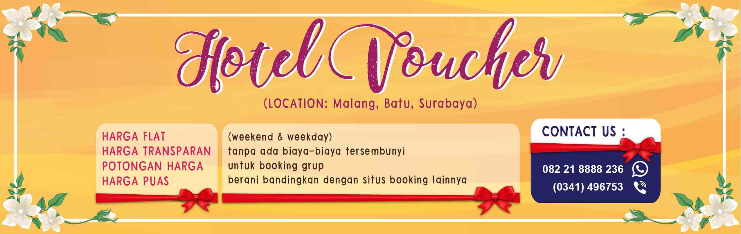 voucher hotel malang ongistravel