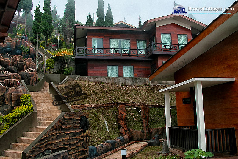 Kamar-kamar di Bromo Cottages