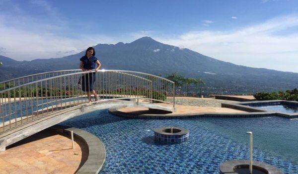 Kolam renang air hangat di Malang dan Batu
