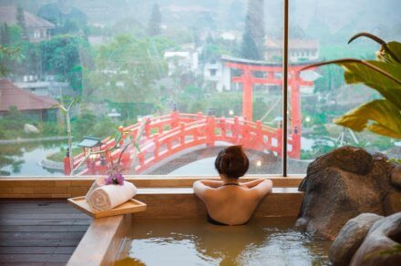 Onsen Songgoriti Resort, Batu