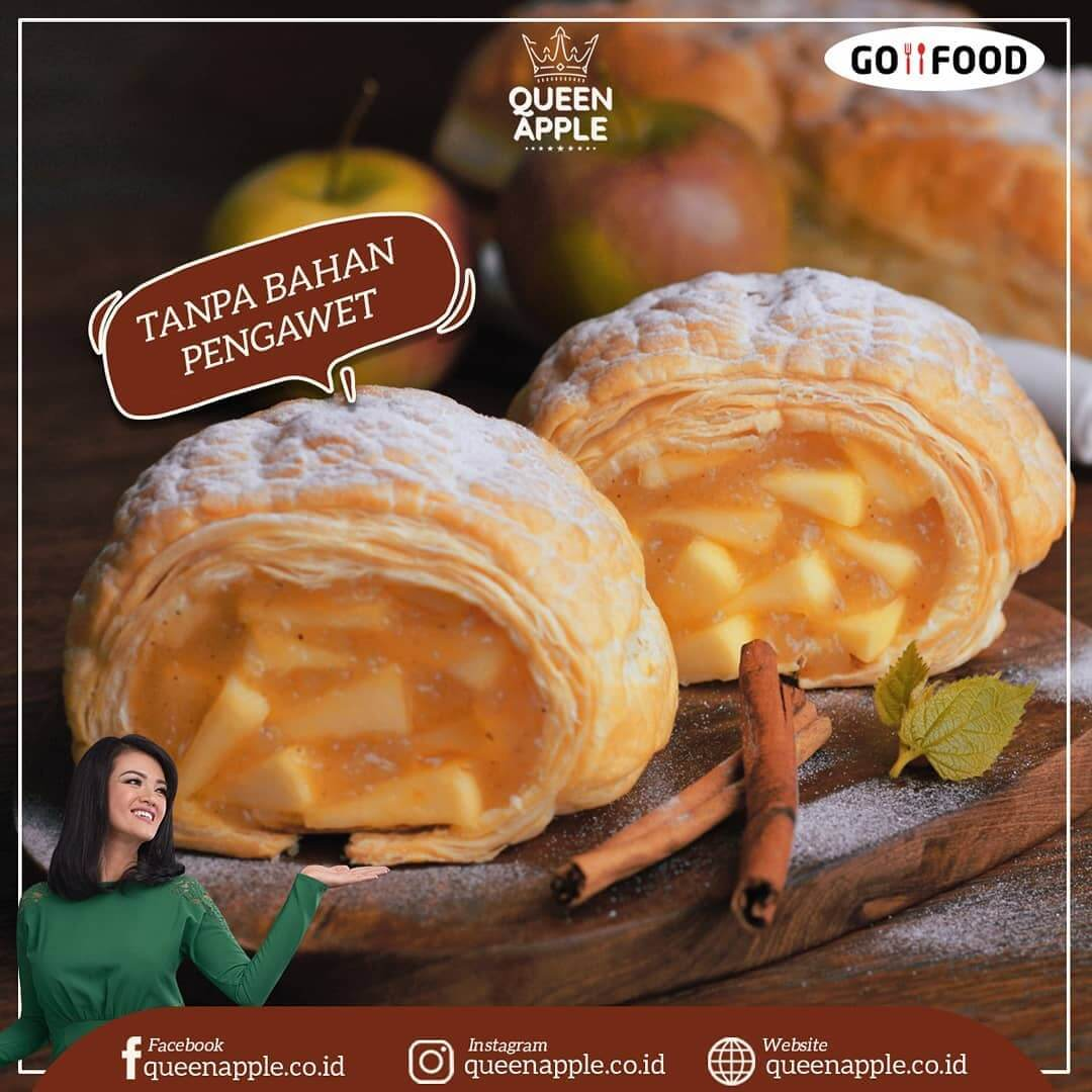 Apple Queen oleh oleh Malang