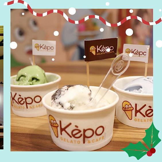 Kepo Gelato Cafe Malang