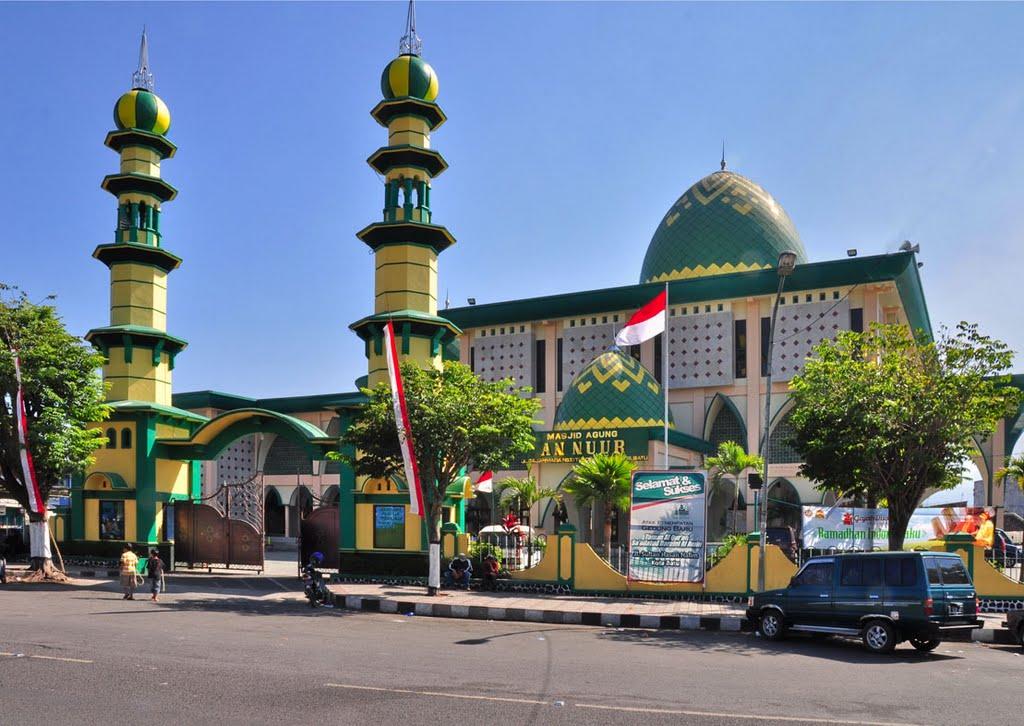 Masjid Agung An-Nur, Batu