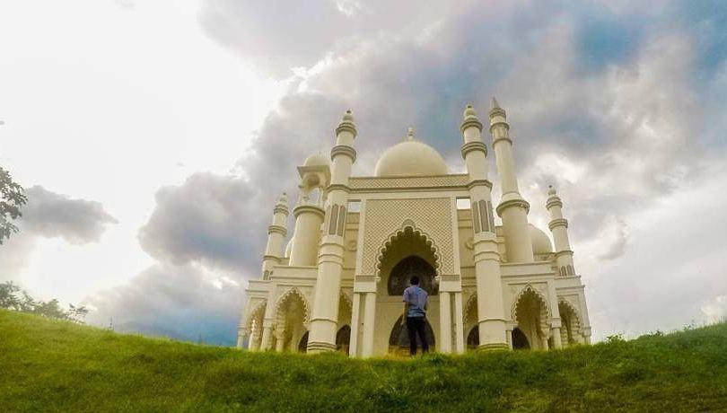 Masjid indah di Malang Raya