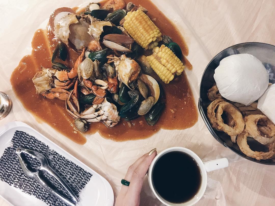 Unicrab Seafood Malang