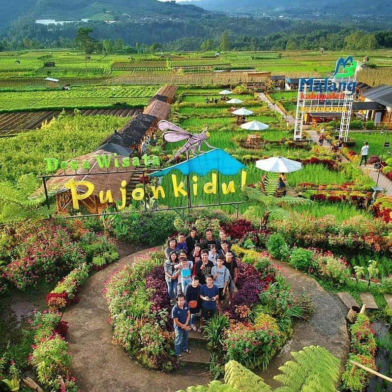Desa Pujon Kidul Malang