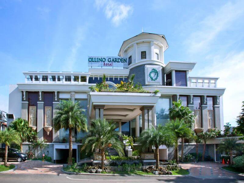 Hotel Olino Garden