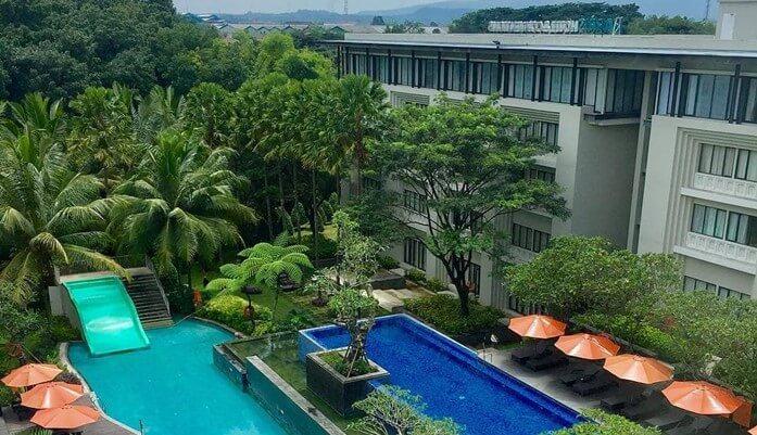 Hotel dekat Hawai Waterpark Malang