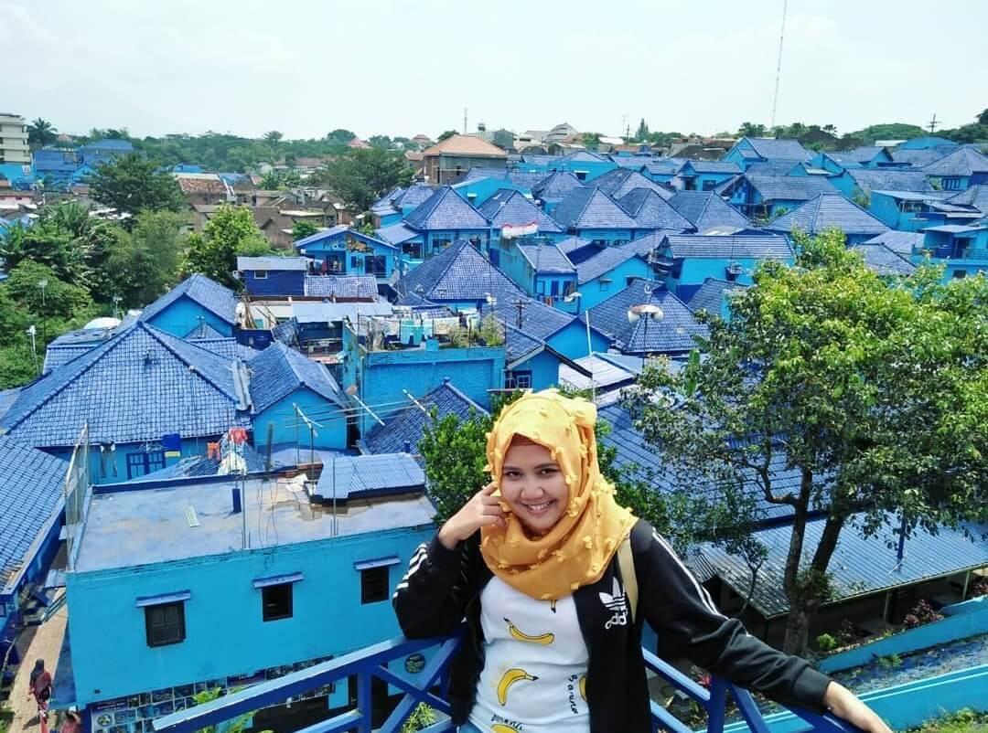 Kampung Biru