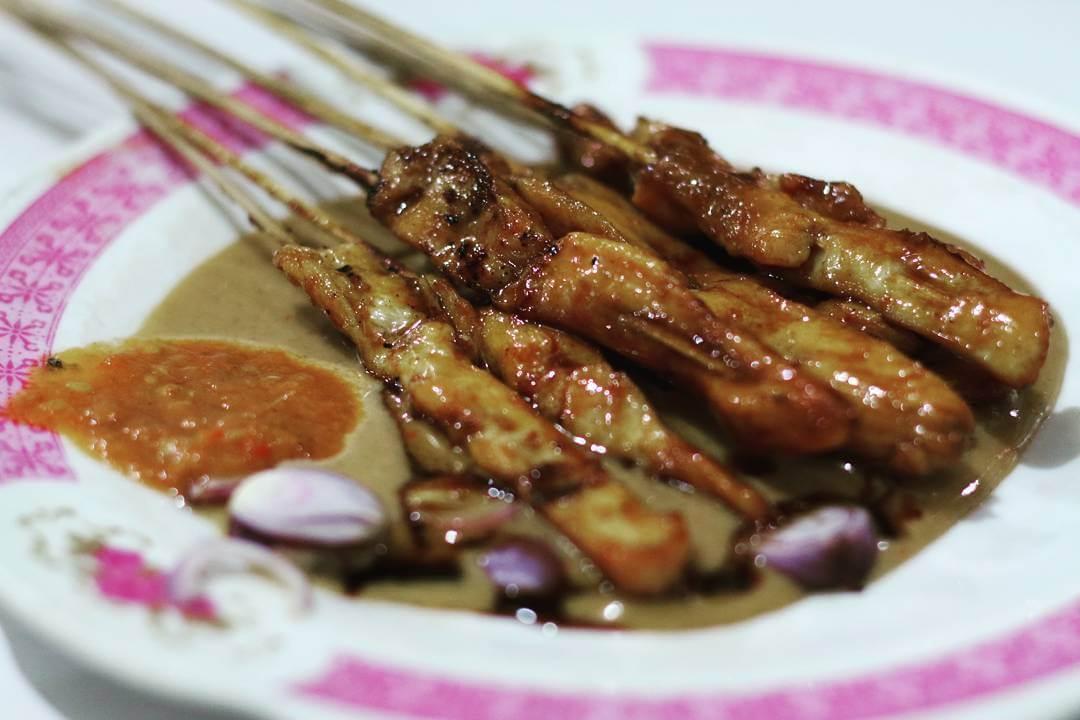 Sate Ayam Ponorogo Siboen, Malang