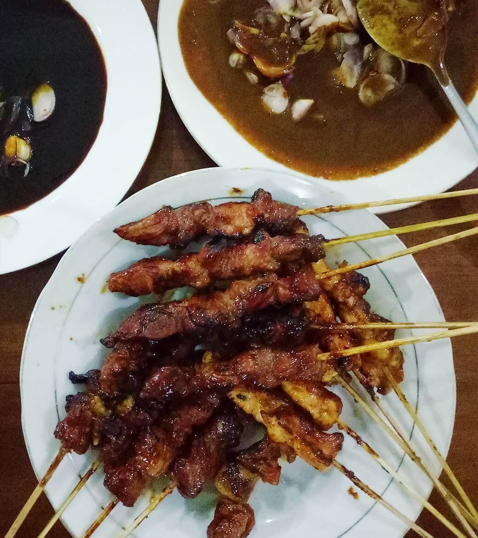 Sate Bunul H. Paino, Malang