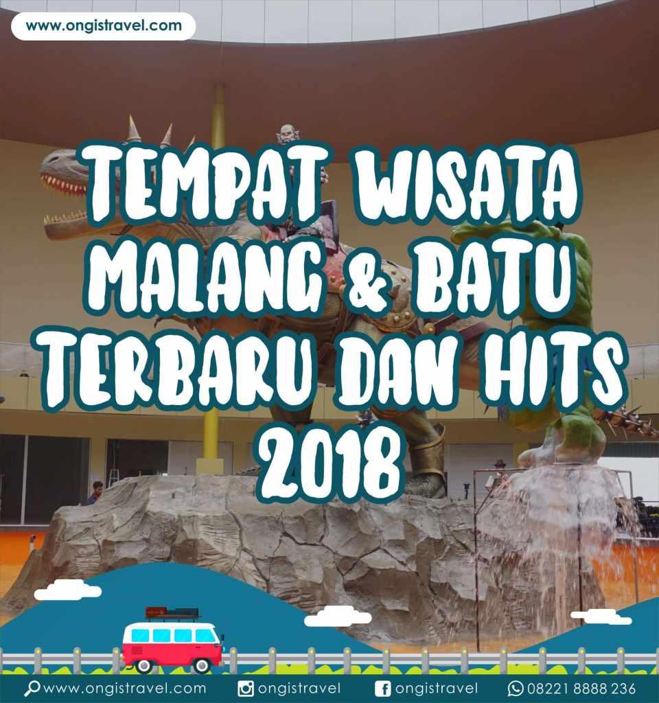40 Tempat Wisata Malang Dan Batu Terbaru Dan Hits Tahun