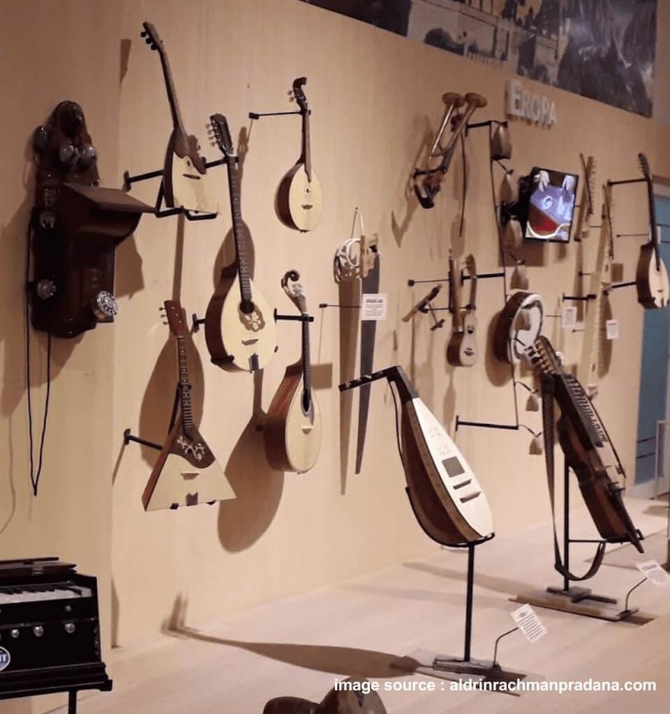 wahana galeri musik dunia jatim park 3