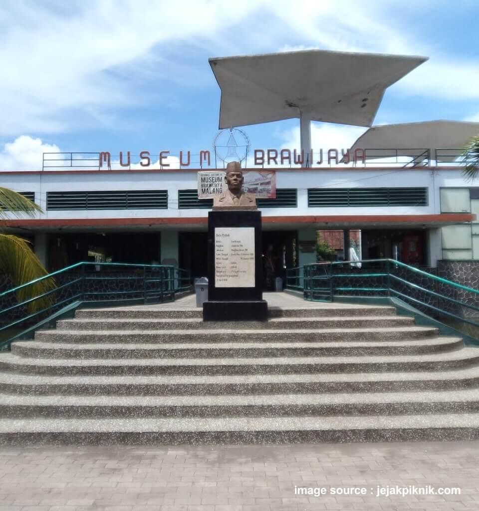 lokasi museum brawijaya