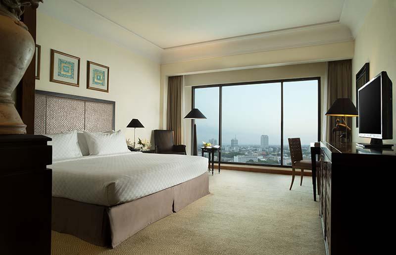 hotel bumi resort dekat mall surabaya