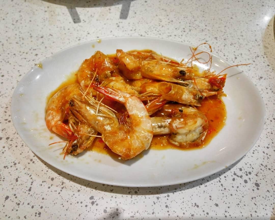 dcost seafood malang