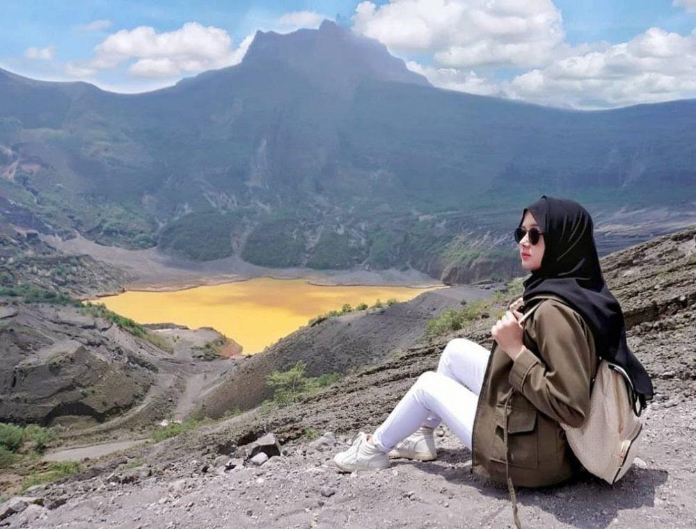 destinasi wisata kediri terbaru gunung kelud